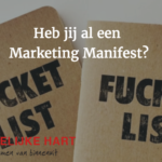 Doe je mee met het Marketing Manifest?