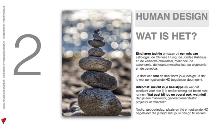 Ken jezelf via Human Design