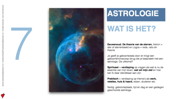 Ken jezelf via Astrologie