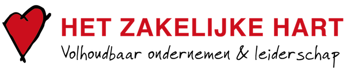 Logo Het zakelijke hart
